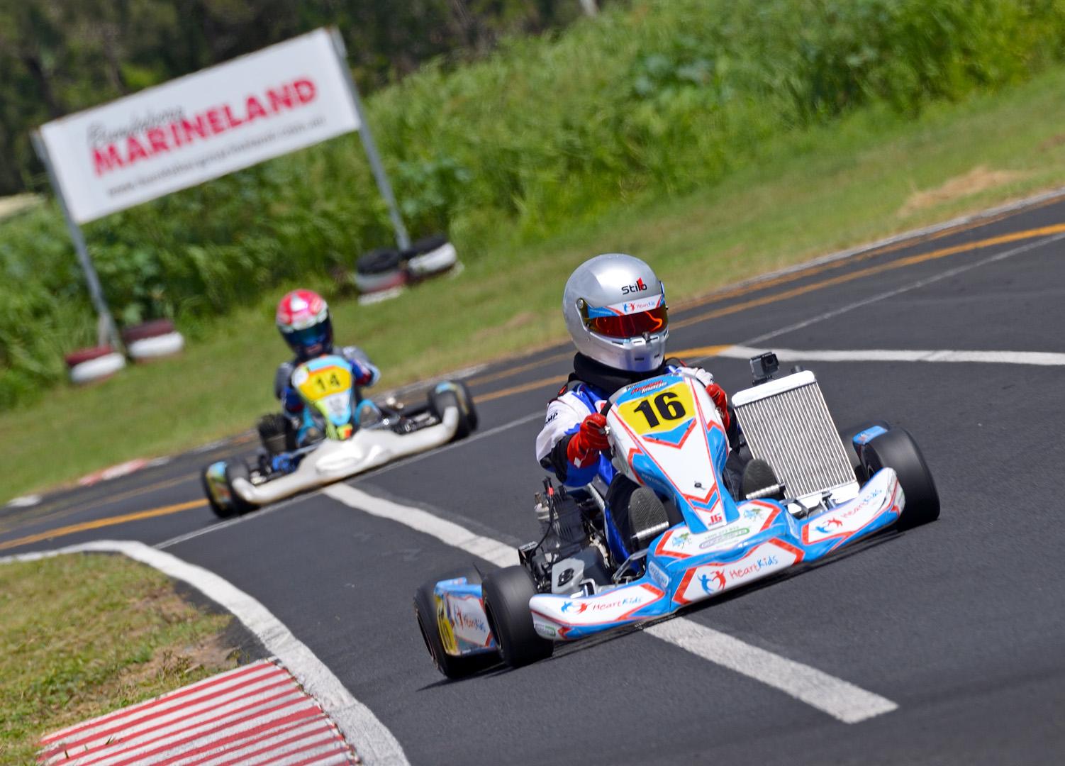 Jacques Goodman Bundy Kart Club